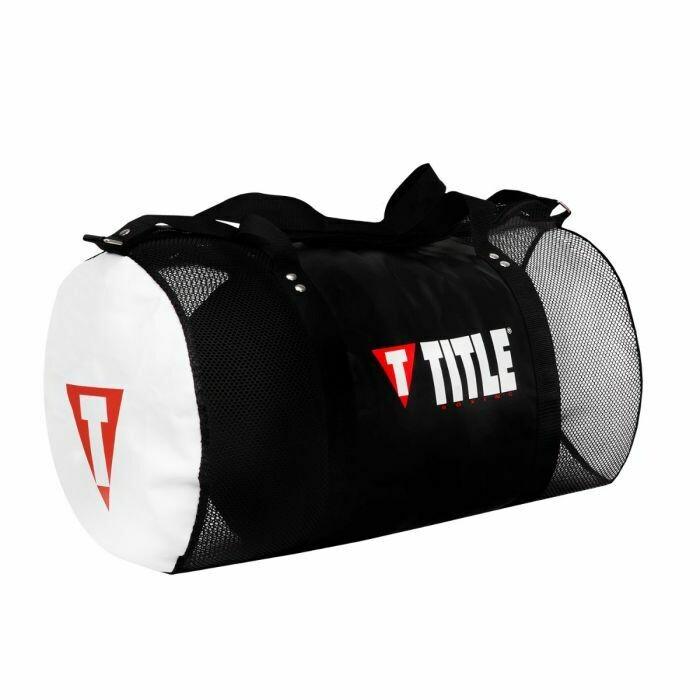 TITLE Aerovent® Mesh Duffel Bag