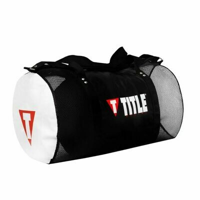 TITLE Aerovent® Mesh Duffel Bag