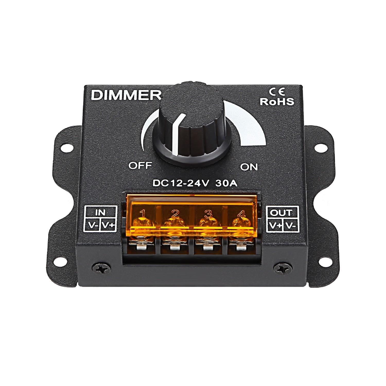 12v / 24v Dimmer Switch