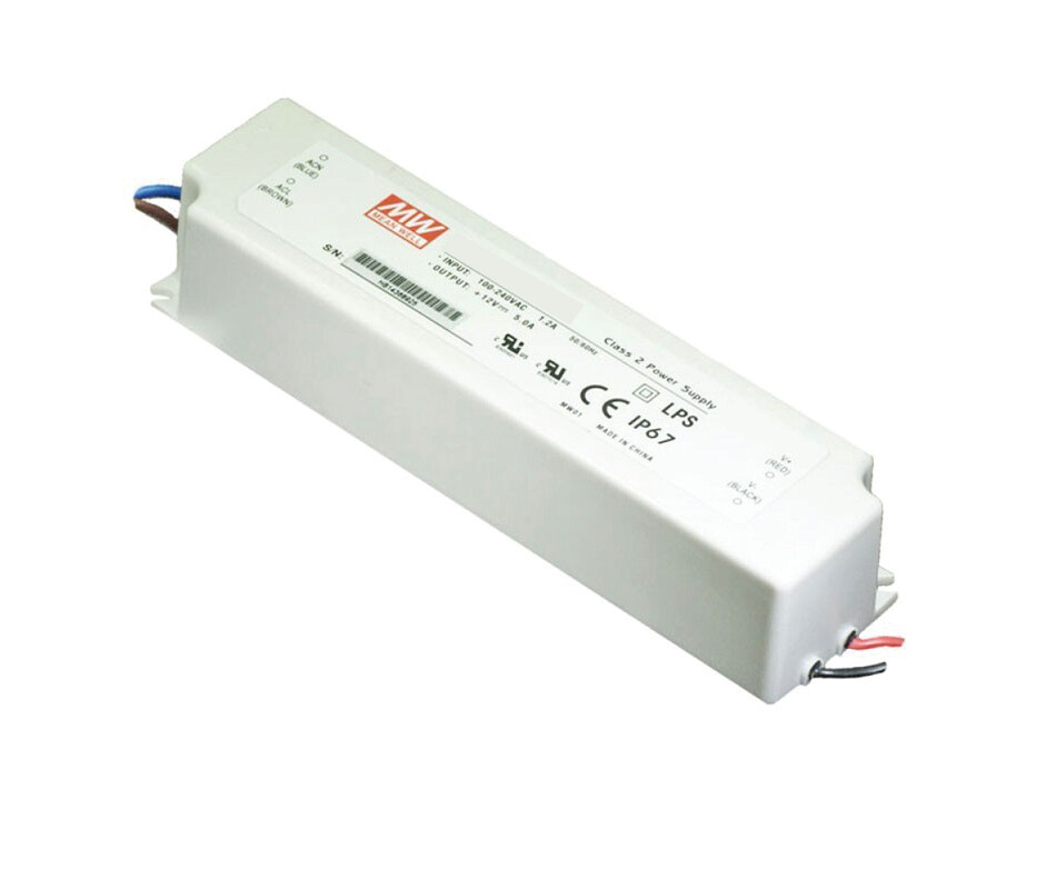 Meanwell Led Driver LPV-100-12