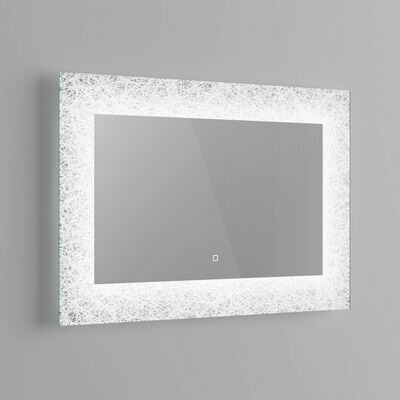 Designer Celestial Illuminated Mirror