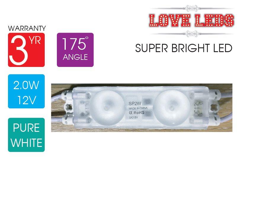 LLSP2W 2.0w 12v SUPER BRIGHT