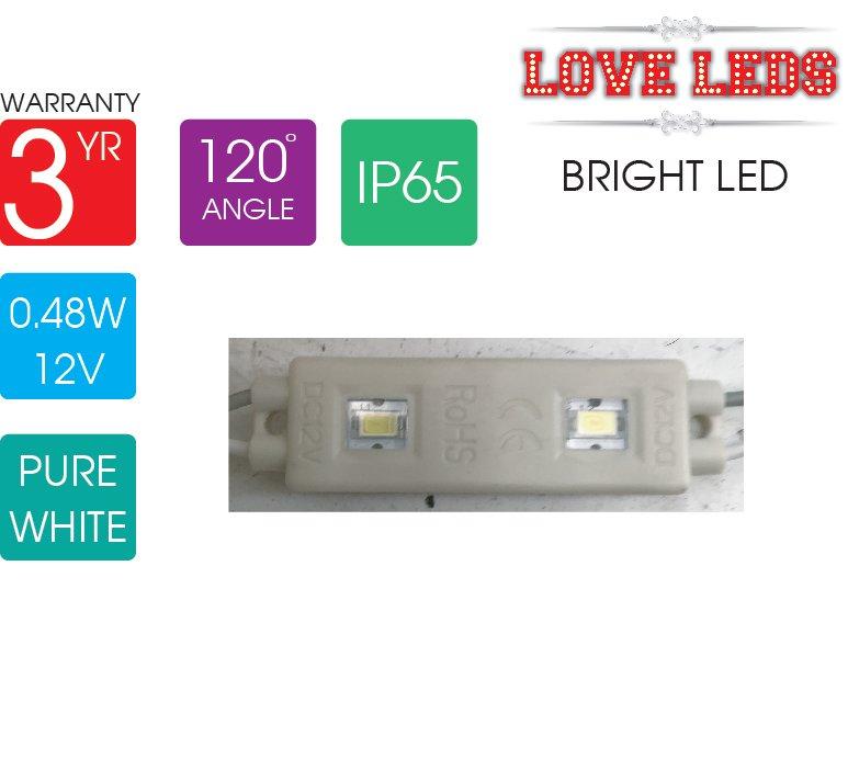 LL2BM 0.48w 12v IP65