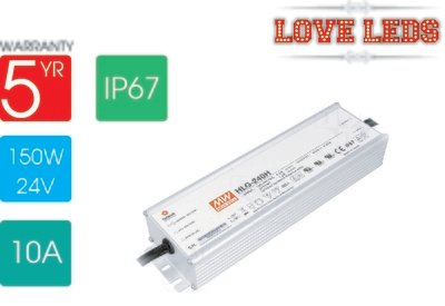 Meanwell LPV-240-24 240w 24v IP67