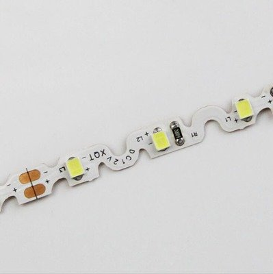 S Flex 2835 60 Leds/M 6500k White 10w WATERPROOF CE • ROHS