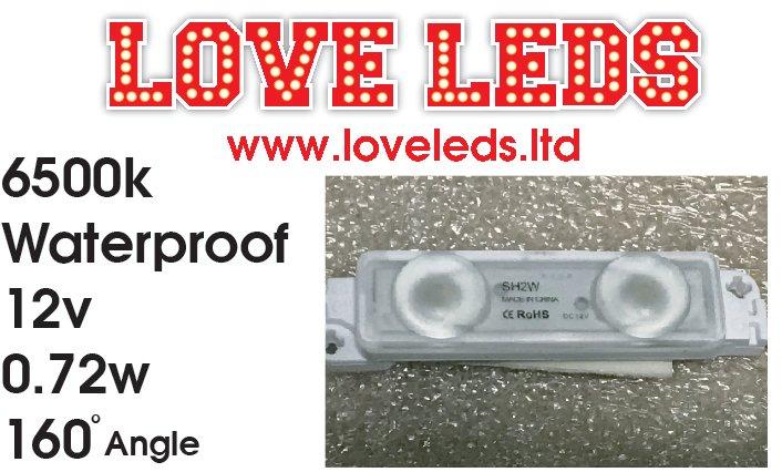 NEW MODEL SH2W 0.72w 12v Waterproof