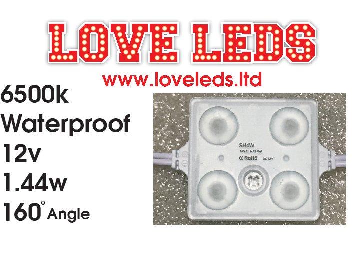 NEW MODEL SH4W 1.44w 12v Waterproof