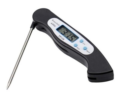 Термометр со щупом, раскладной