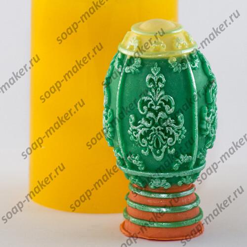 Яйцо с узором 3D