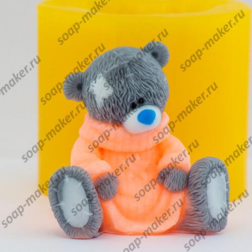 Тедди в свитере 3D
