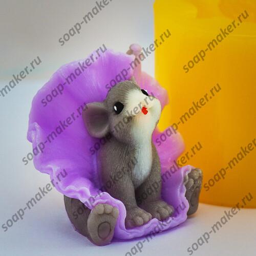 Мышка в юбке 3D