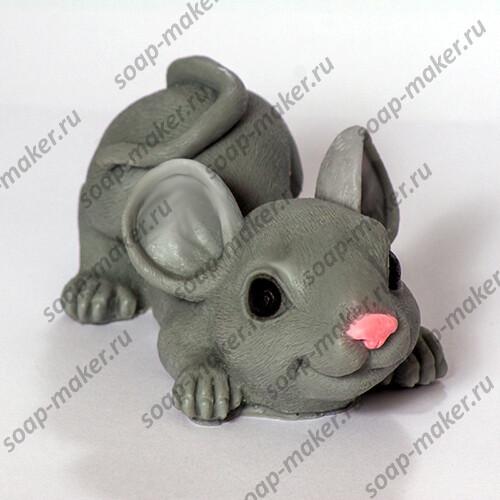 Большая мышка 3D
