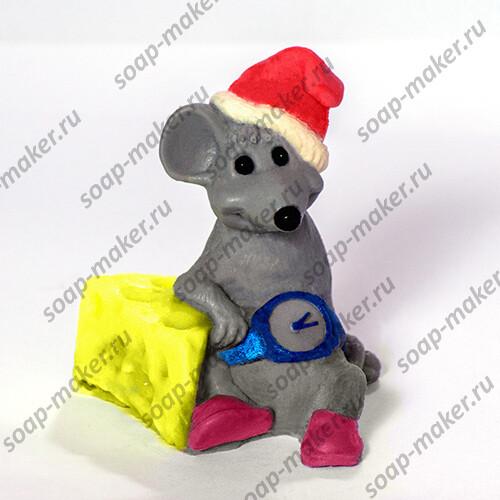 Мышка с сыром 3D