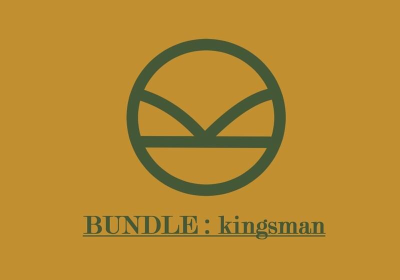 mini BUNDLE: KINGSMAN