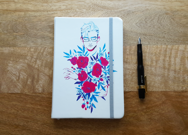 Sketchbook 02 [A5]