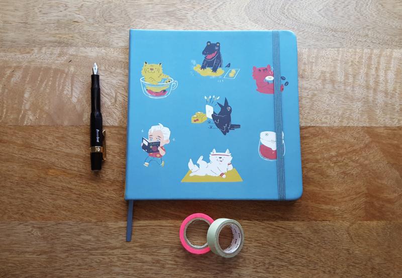 Sketchbook 03 [square]