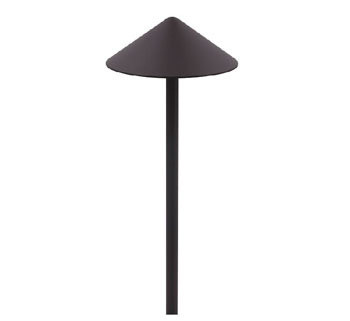 PATH LIGHT – LED Integrated Bronze Aluminum