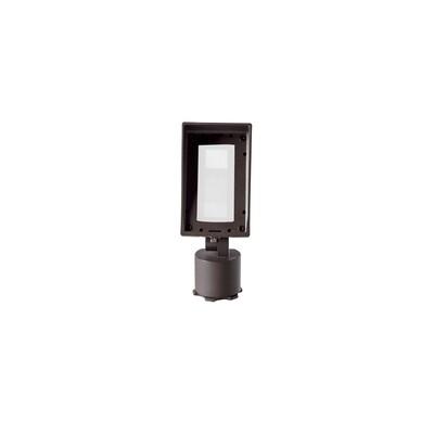 LED Landscape Wall Wash Adjustable Beam, 1500 Lumens Brass 12V 30K