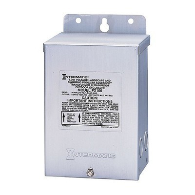 100W-POOL & SPA TRANSFORMER (MULTI TAP)