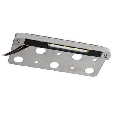PHOEBE - INTEGRATED LED, STAINLESS STEEL