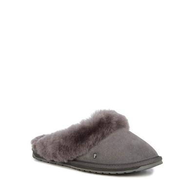 Jolie Charcoal Slipper