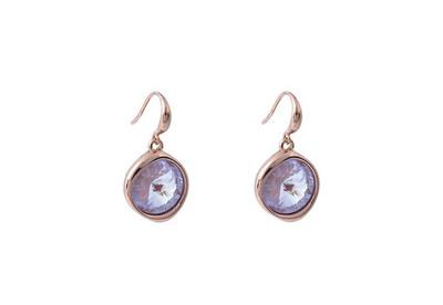 N213EAD Lavender Delite Earrings
