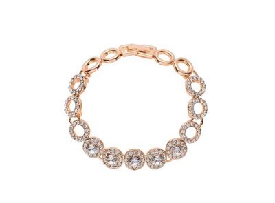 M540BCX Gabriela Rose Gold Bracelet