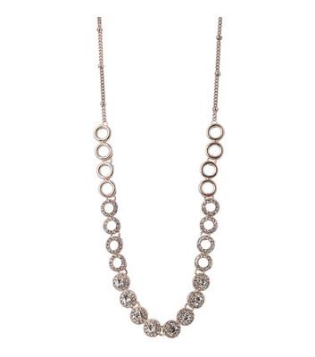 M538NCX Gabriela Rose Gold Necklace