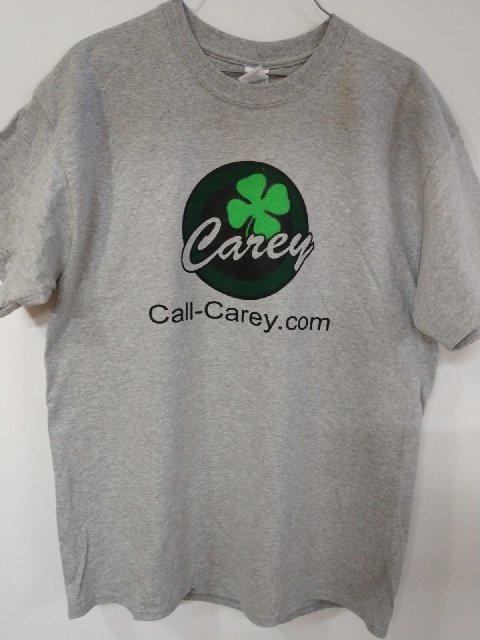 Grey Carey T-shirt