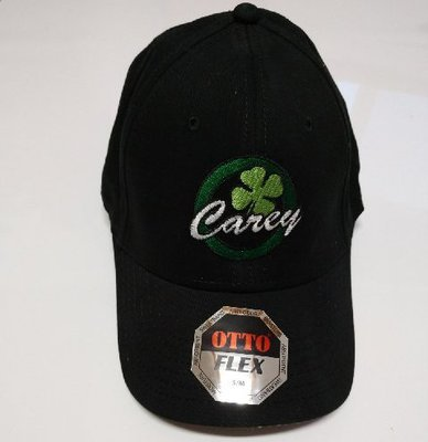 Black Carey Hat OTTO FLEX