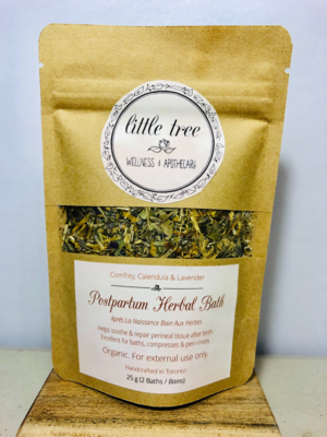 Postpartum Herbal Bath (50 g)