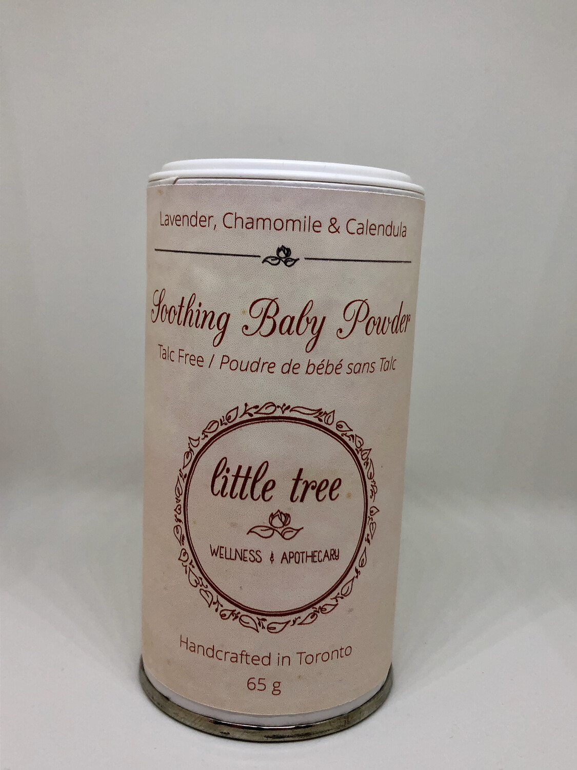 Soothing Baby Powder (65 g) Talc Free