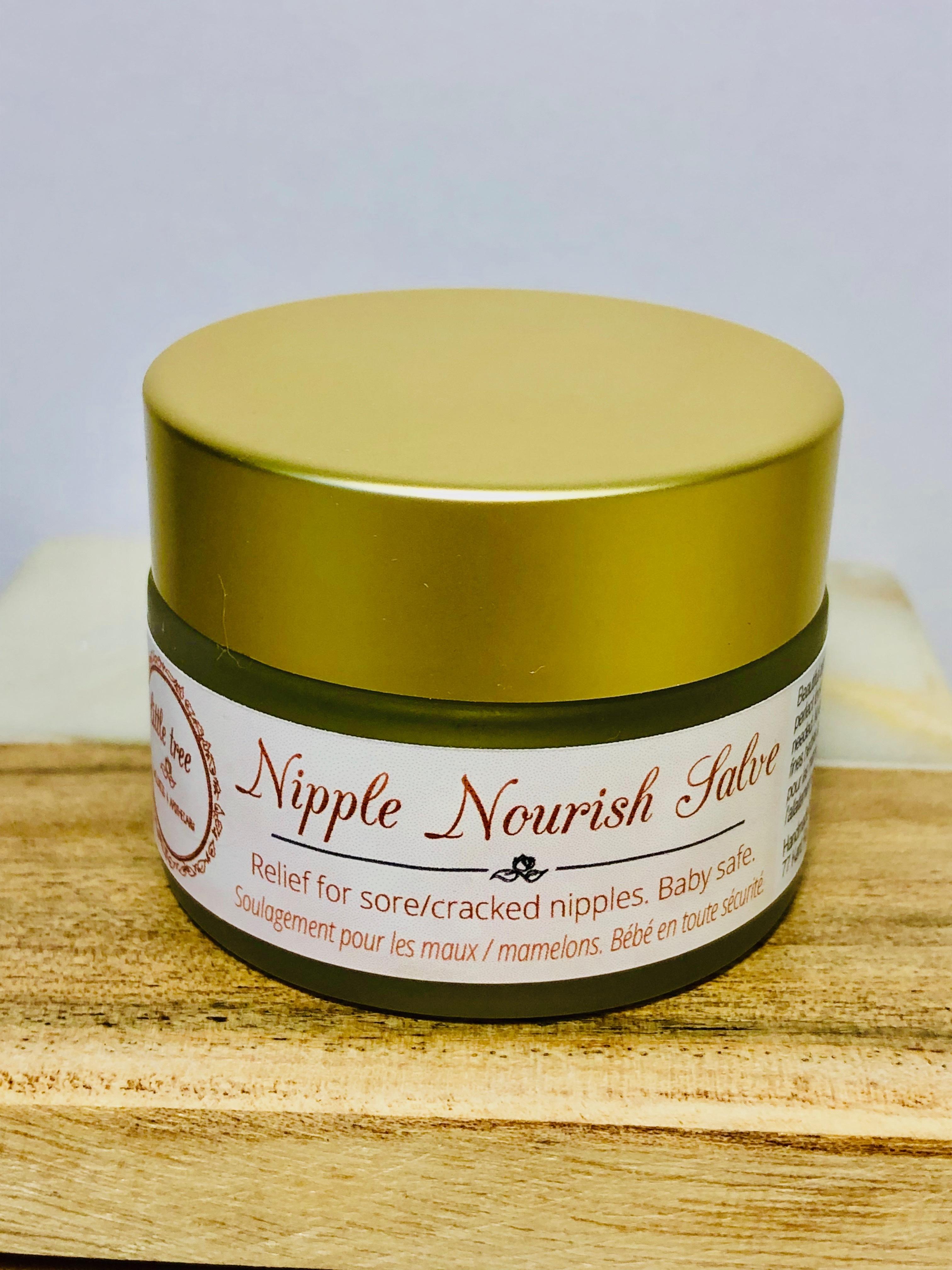 Nipple Nourish Salve (25 g) 00010