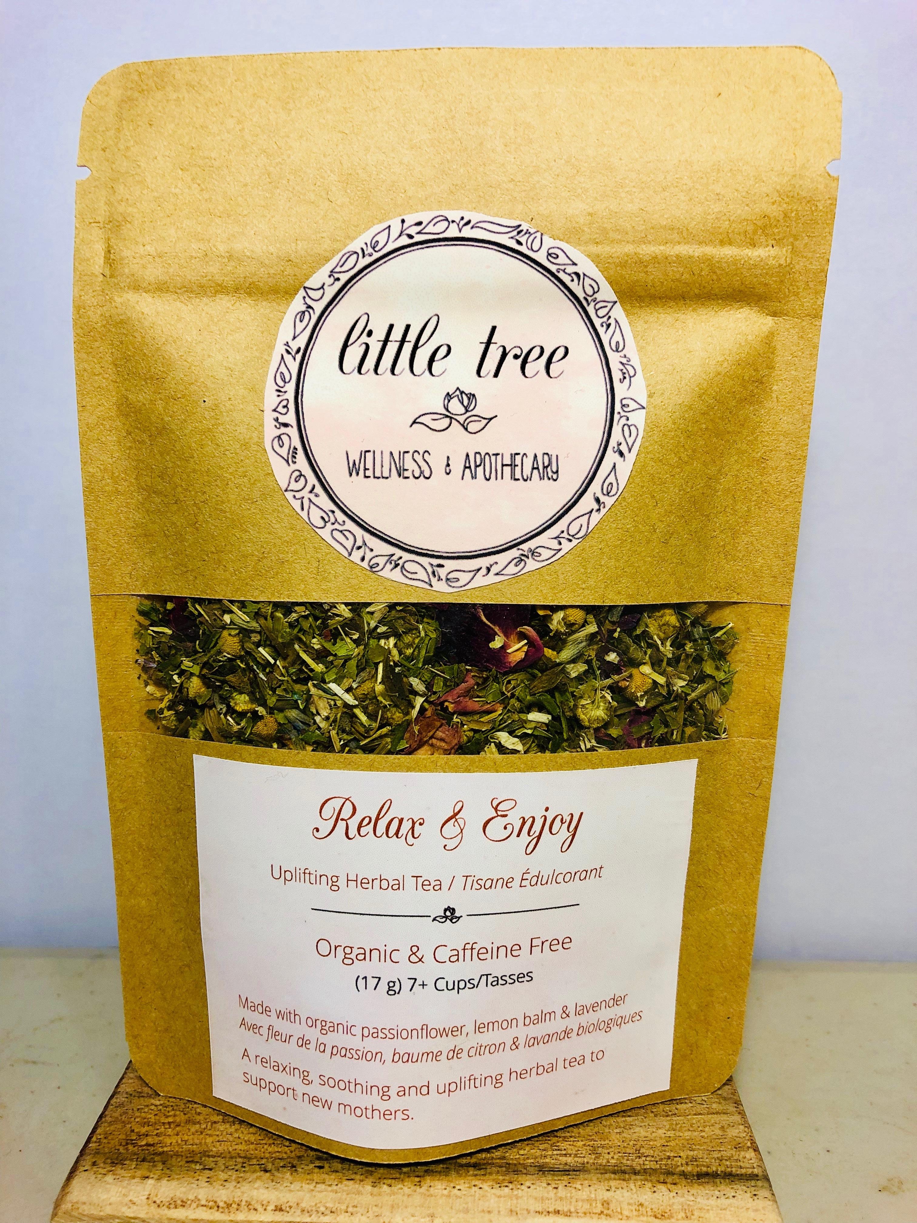 Relax & Enjoy Herbal Tea (17 g) 00013