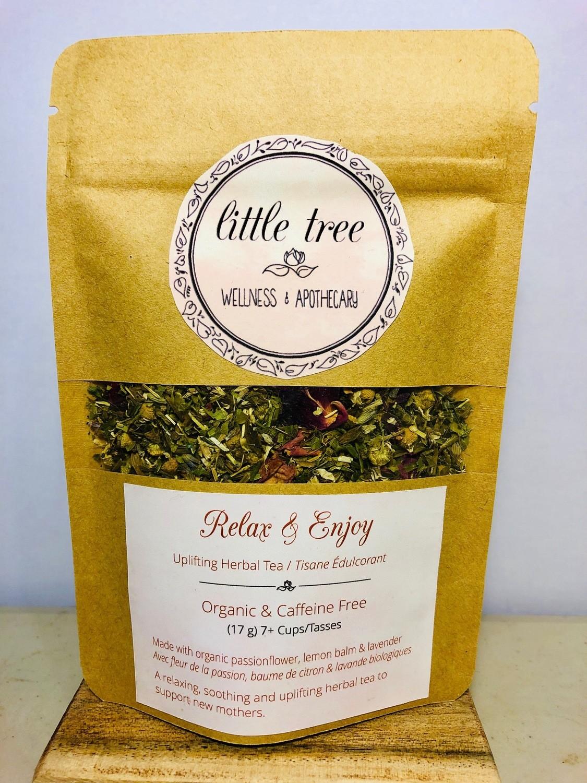 Relax & Enjoy Herbal Tea (17 g)