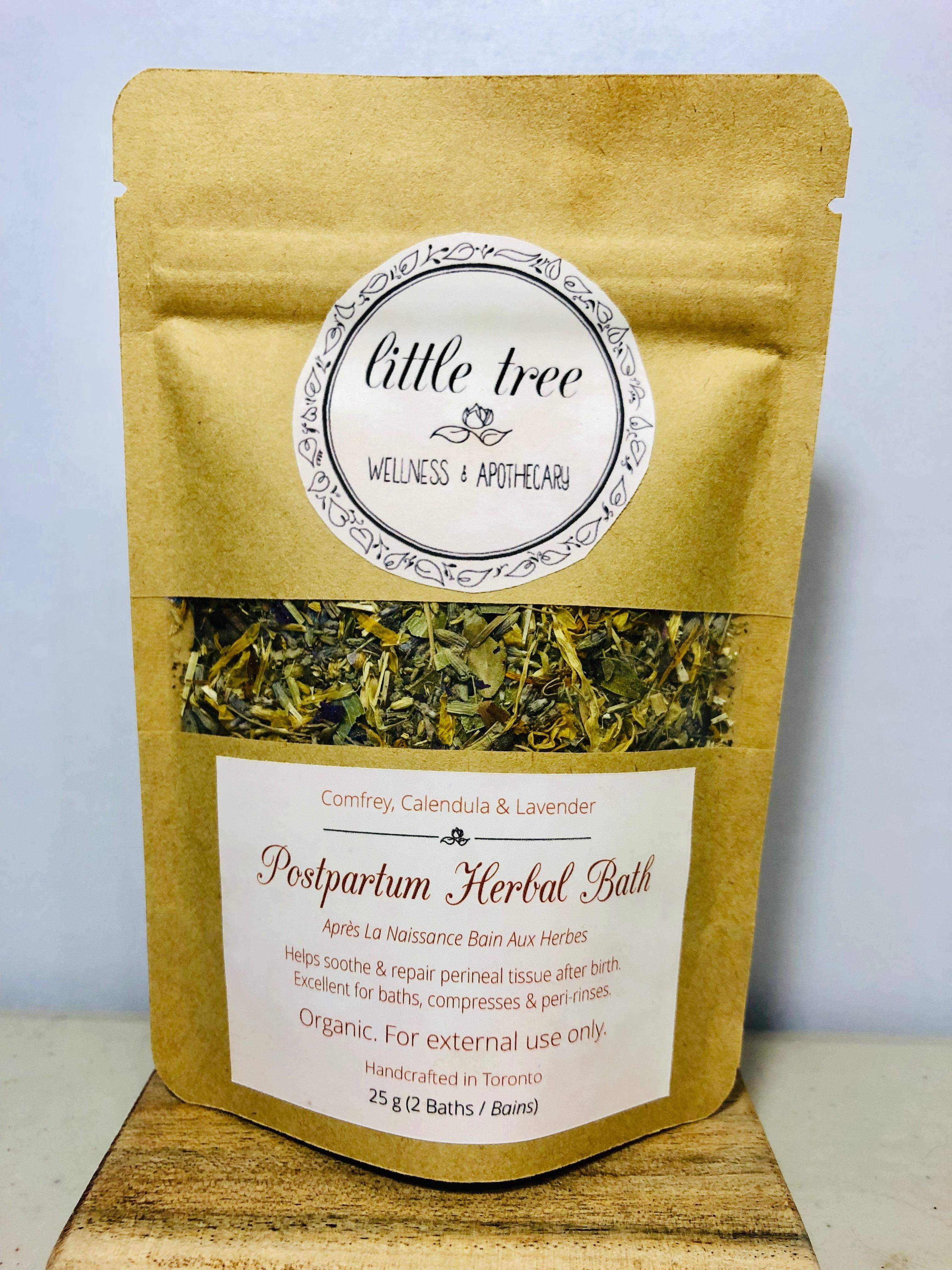 Postpartum Herbal Bath (25 g) 00014
