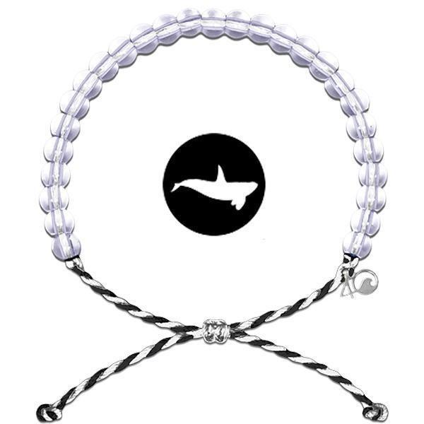 4Ocean Orca Bracelet - Schütze die Orcas und ihren Lebensraum