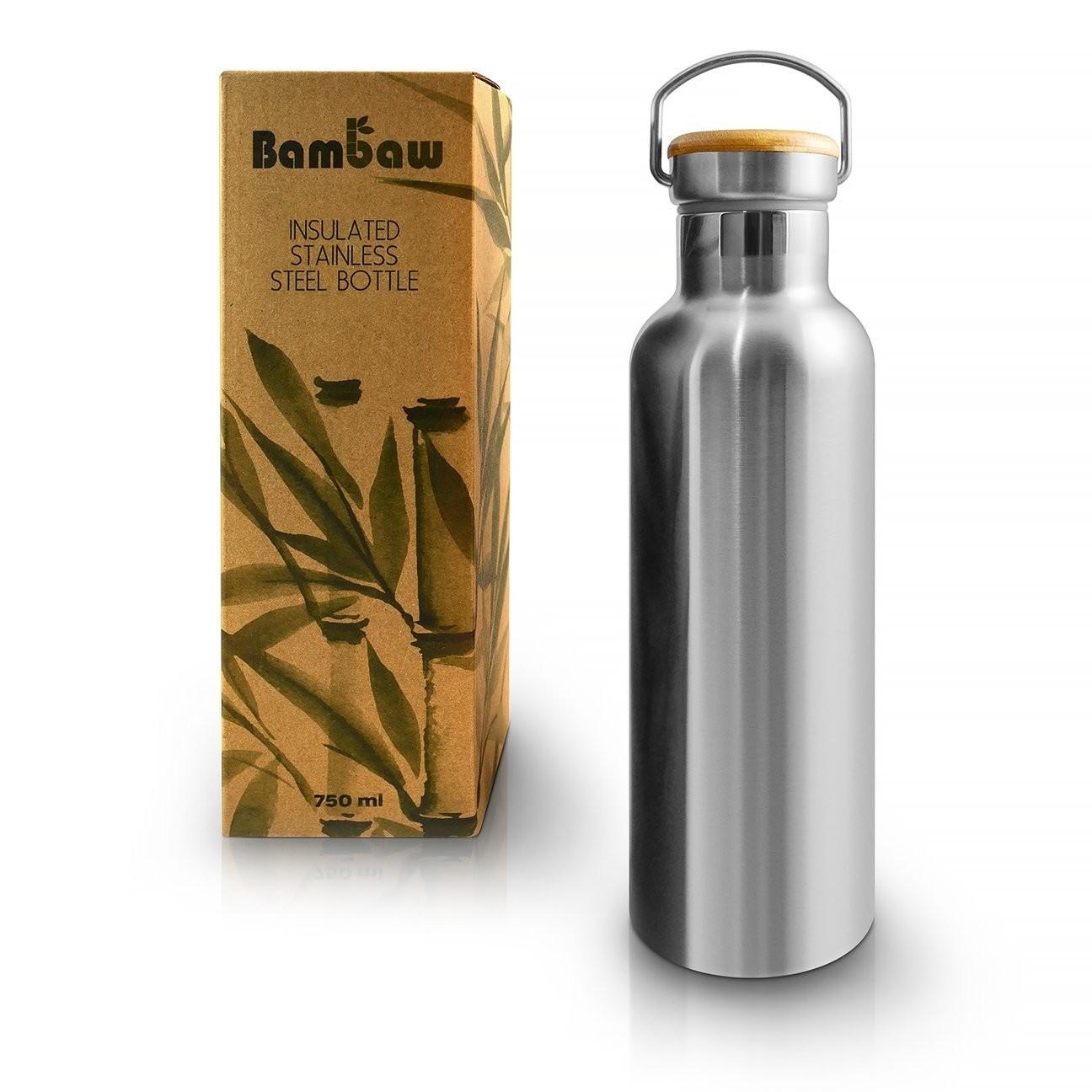 Trinkflasche aus Edelstahl (1000ml)