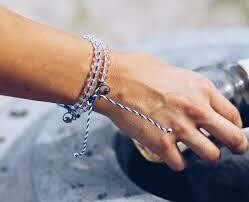 4Ocean One Year Anniversary Bracelet