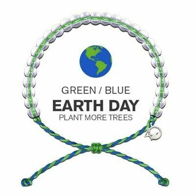 4Ocean Earth Day Bracelet - 4Ocean Tag der Erde Bracelet