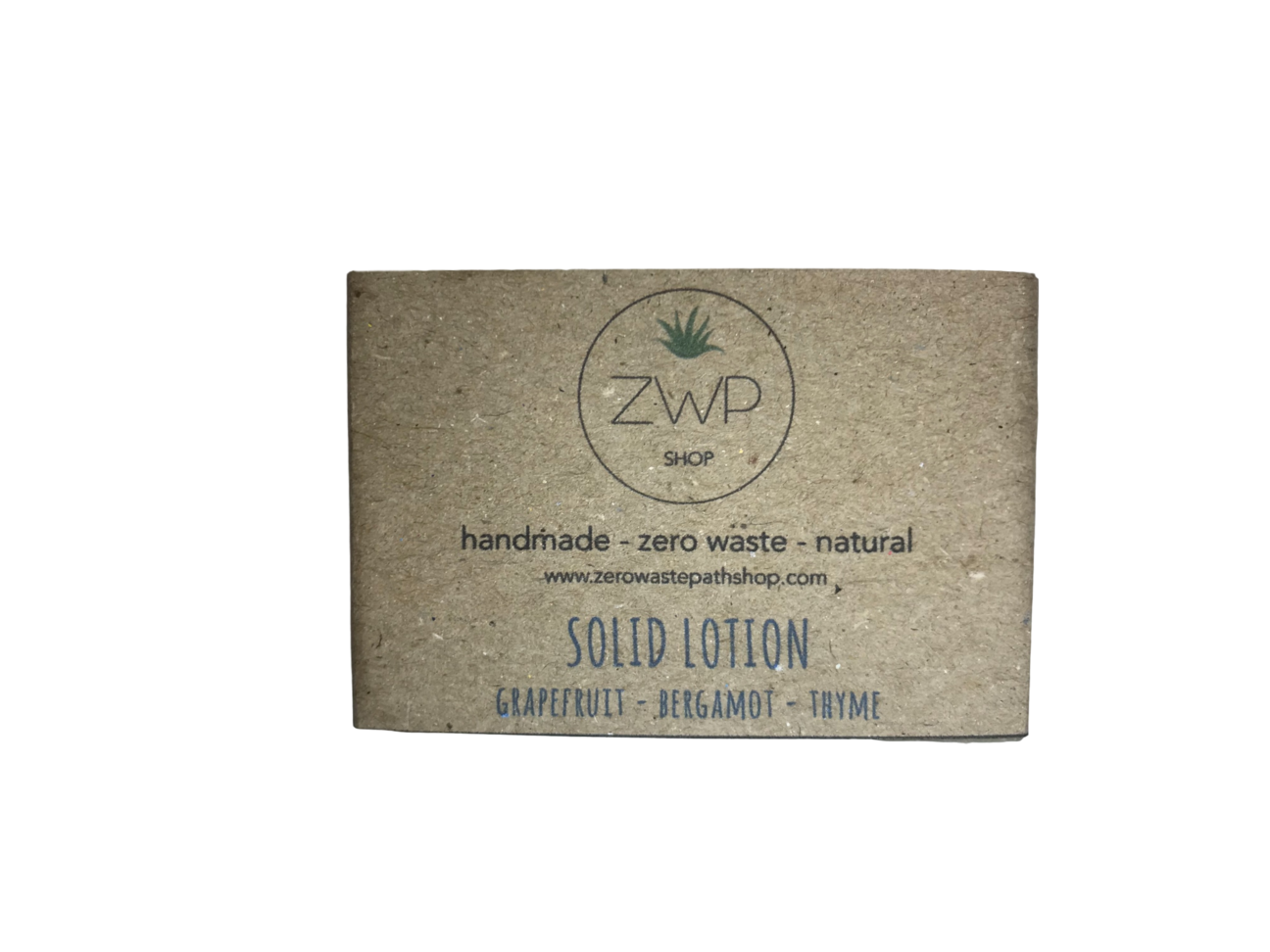 Citrus Solid Lotion