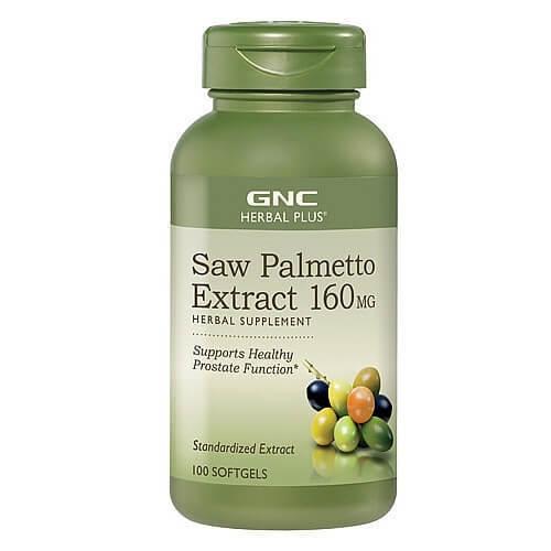 Saw Palmetto, 100 кап. GNCSP