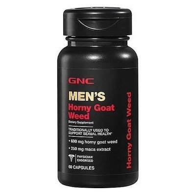 Men's Horny Goat Weed, 60 кап.