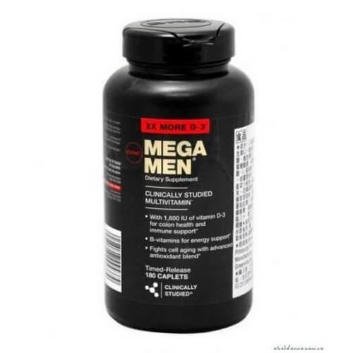 Mega Men, 120 таб. GNCMM