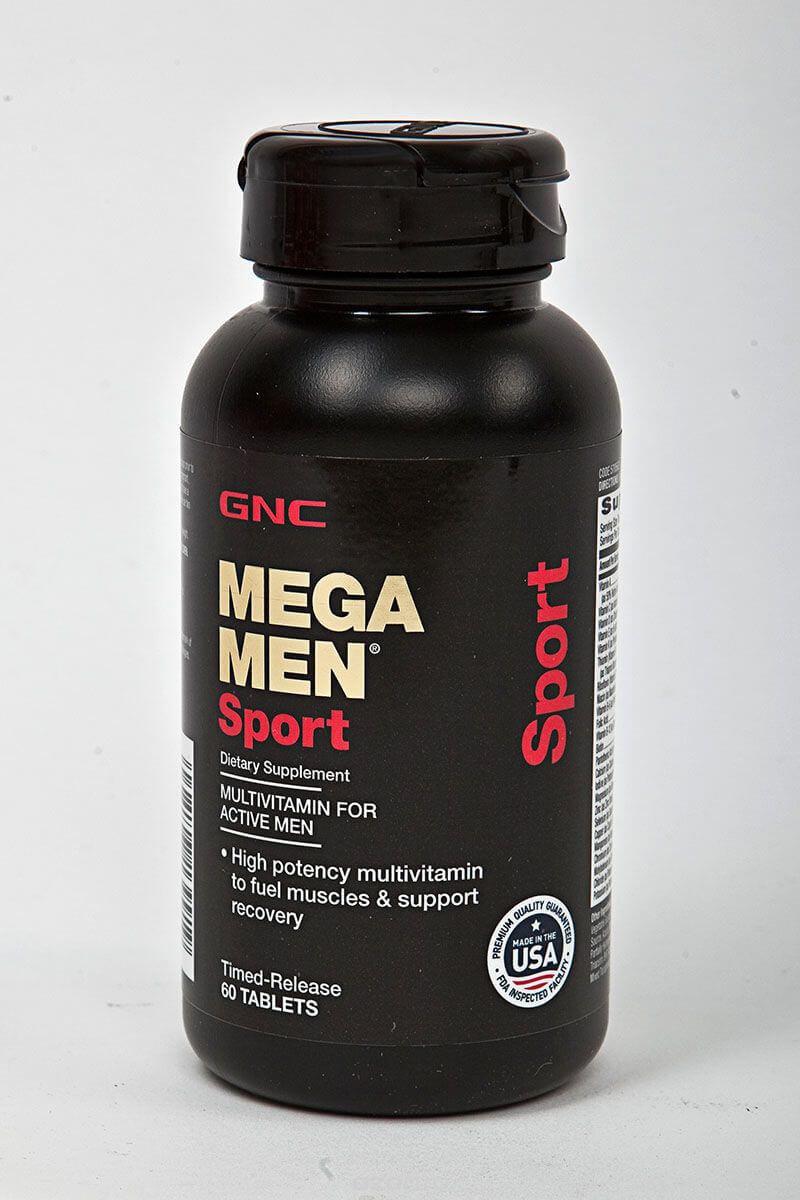 GNC Mega Men Sport (60 капсул)
