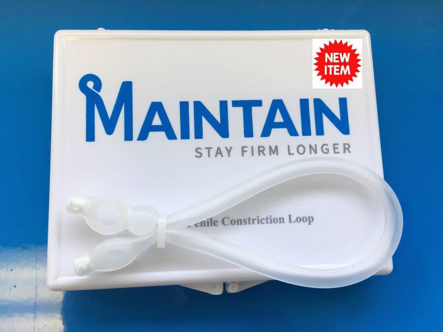 Эрекционное кольцо Maintain