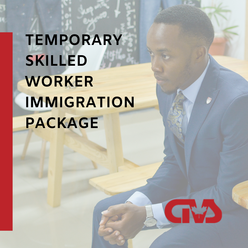 Temporary Skilled Worker Immigration Package