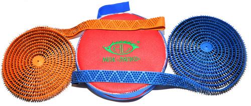 """Belt """"Magic Ribbon Health"""" - 7 segmental single strip + single strip"""