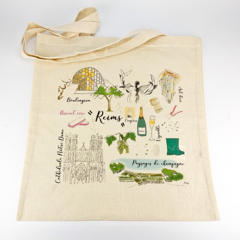 Tote bag Reims by Marge