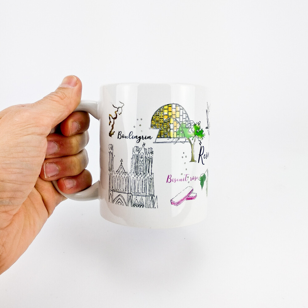 Mug Reims by Marge